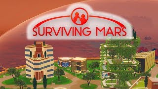 Surviving Mars │ Колония растет thumbnail