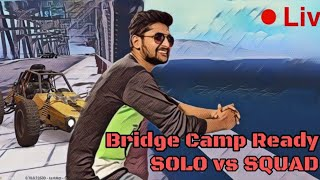 Solo Vs Squad Rush Game Play In Telugu In Ace Tier || Asia || Stream No:46 || Heros Gaming