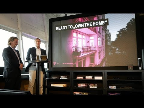 T-Mobile - Unlimited home internet launch event