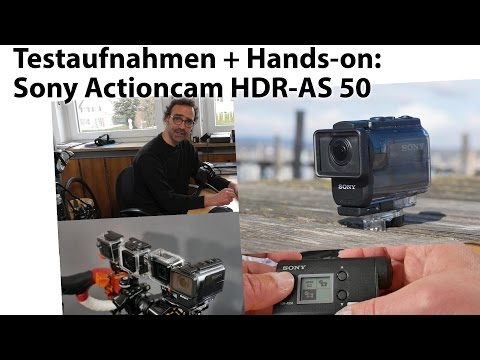 sony hdr as50 action cam mit full hd wlan f r 99 media. Black Bedroom Furniture Sets. Home Design Ideas