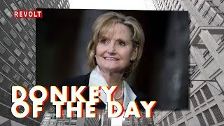 Sen. Cindy Hyde-Smith | Donkey Of The Day