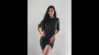 Actress and Model Roxana Perez from Cuba