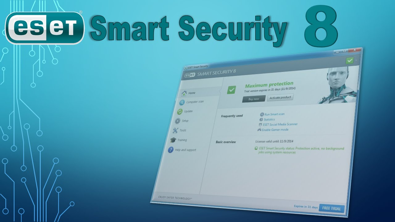 Eset smart security 8 review