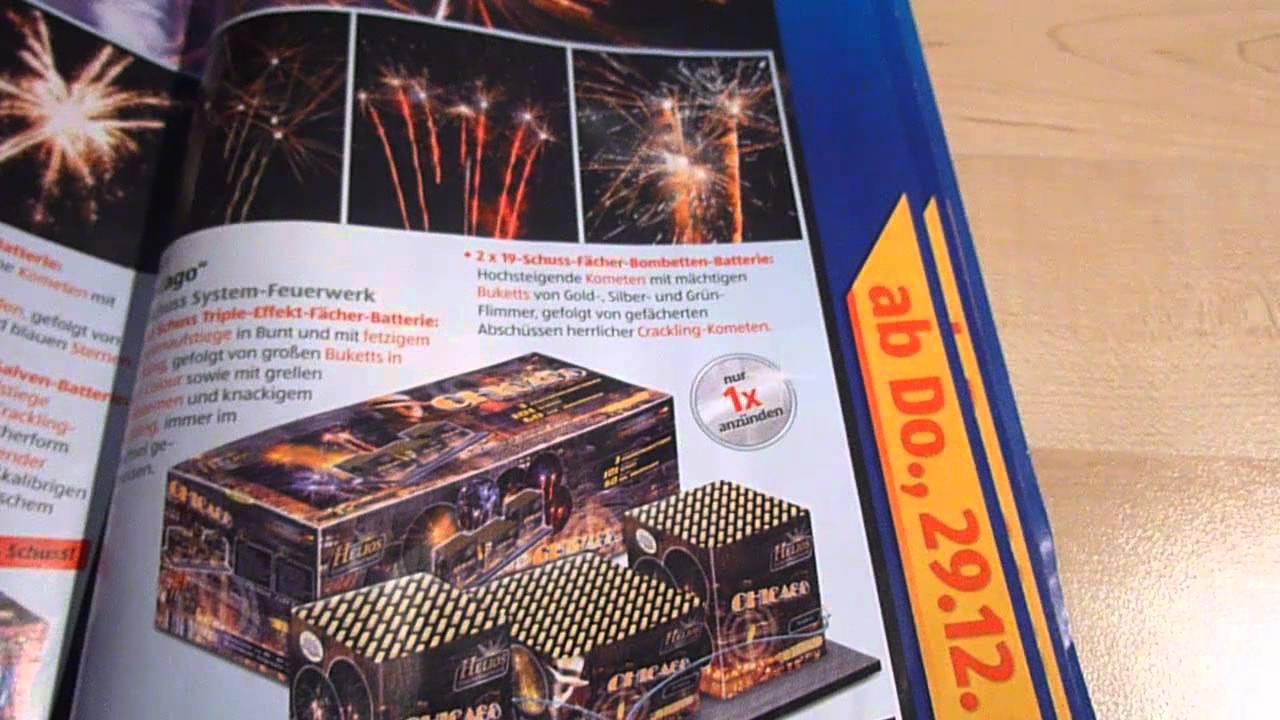 Aldi Feuerwerk 2021