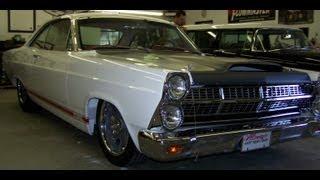 "1967 Ford Fairlane Boss 429 Street Rod  ""Great white"""