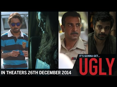 UGLY - New Theatrical Trailer   Anurag Kashyap   Releasing 26th December 2014