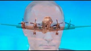 Путин объяснил гибель Ил-20 в Сирии цепью случайных обстоятельств