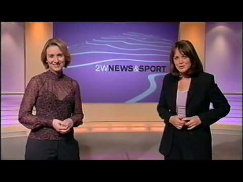 BBC 2W News and Sport titles - 2002