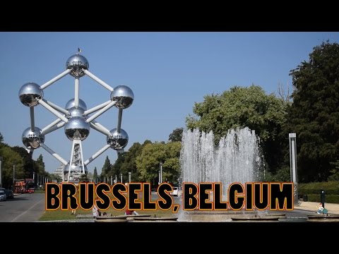 Brilliant Brussels | Travelling Tom | Travel Vlog