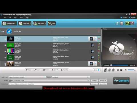 Aiseesoft Blu Ray Ripper Review - BurnWorld.com Reviews