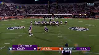 AAF Season highlights