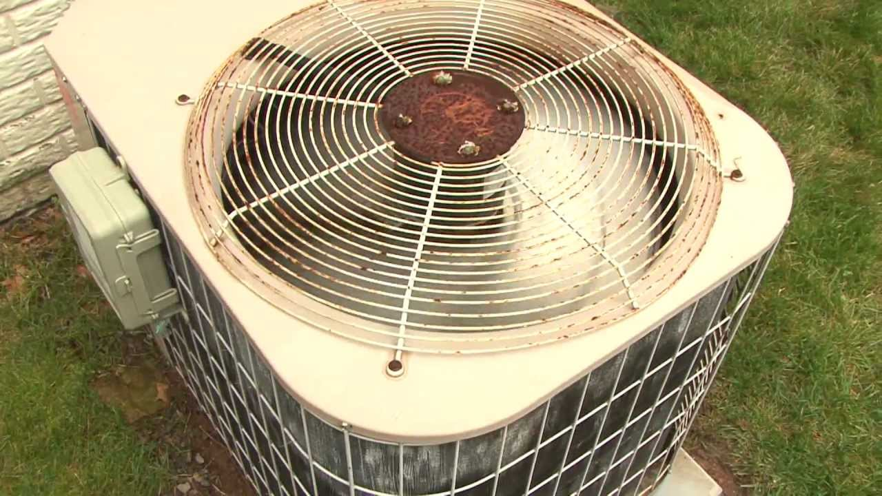 Air Conditioner Maintenance Youtube