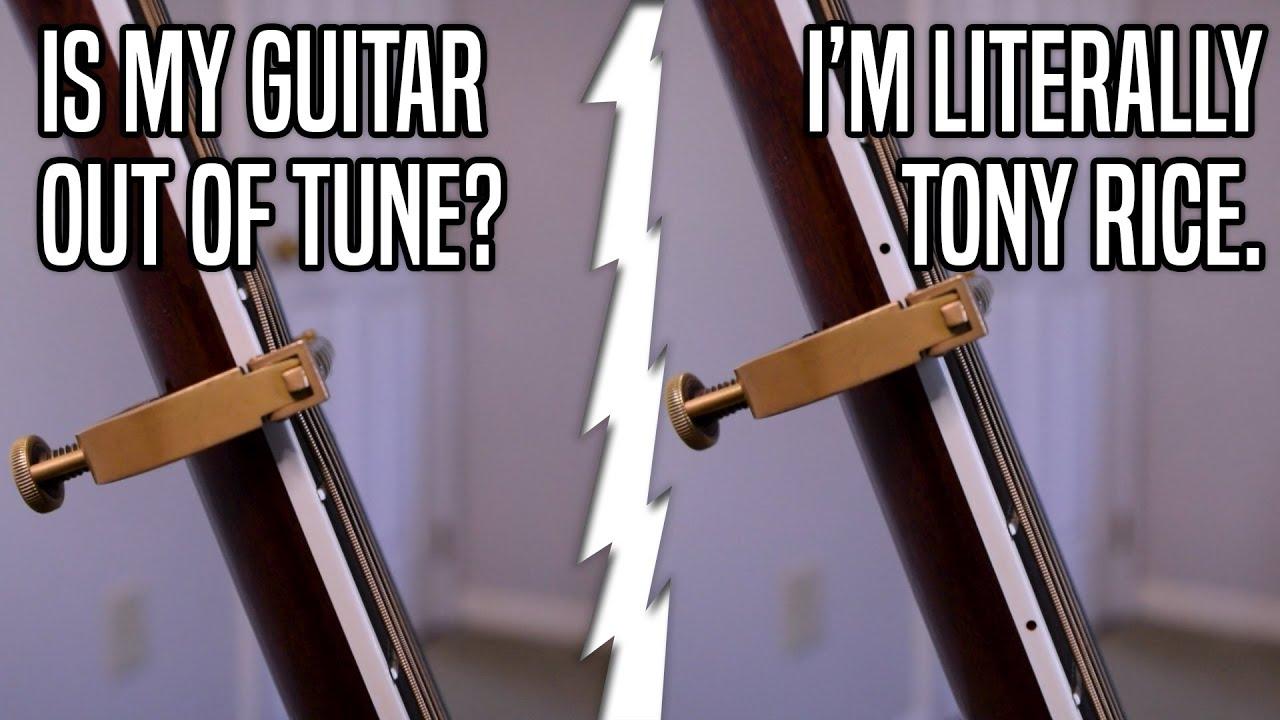 How Bluegrass Guitarists Use Capos - Bluegrass Guitar Lesson