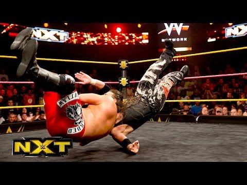 James Storm vs. Danny Burch: WWE NXT, Oct. 21, 2015