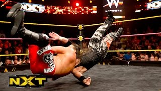 James Storm vs. Danny Burch: WWE NXT, Oct. 21, 2015