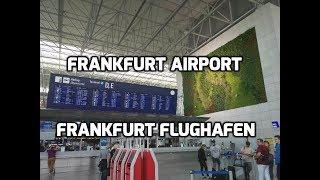 Frankfurt Airport - Frankfurt Flughafen