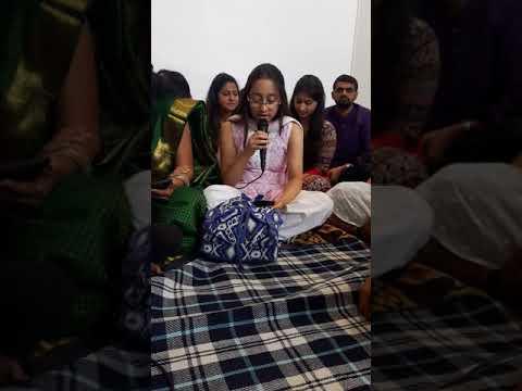 swasti shree gananayakam - Marathi Mandal Ireland Ganeshotsav