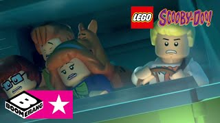 Les chevaliers tornades | Lego Scooby | Boomerang