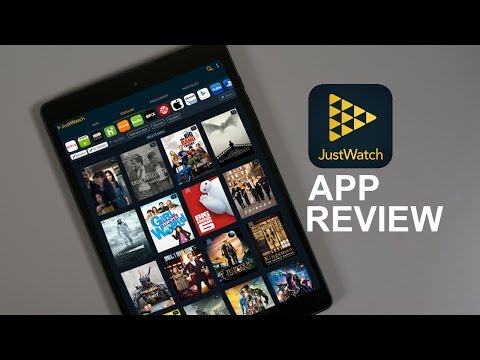 Just Watch App Review