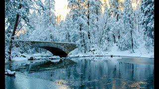 Yosemite National Park, Christmas 2015