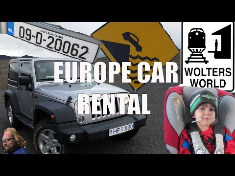 What You Should Know About Renting Car In Europe