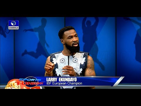 Nigeria Can Rule The World In Boxing - Ekundayo |Sports Tonight|