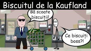 Biscuitul De La Kaufland