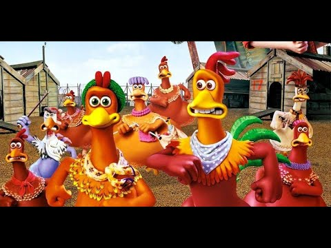 A Fuga Das Galinhas Chicken Run Youtube