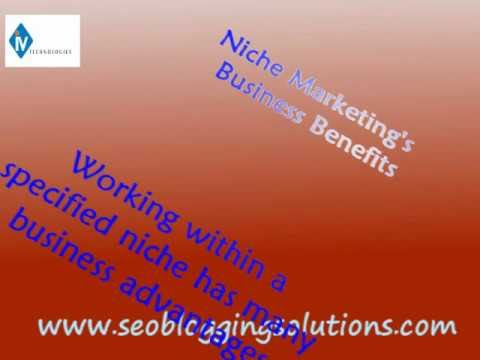 Business Benefits of Niche Marketing