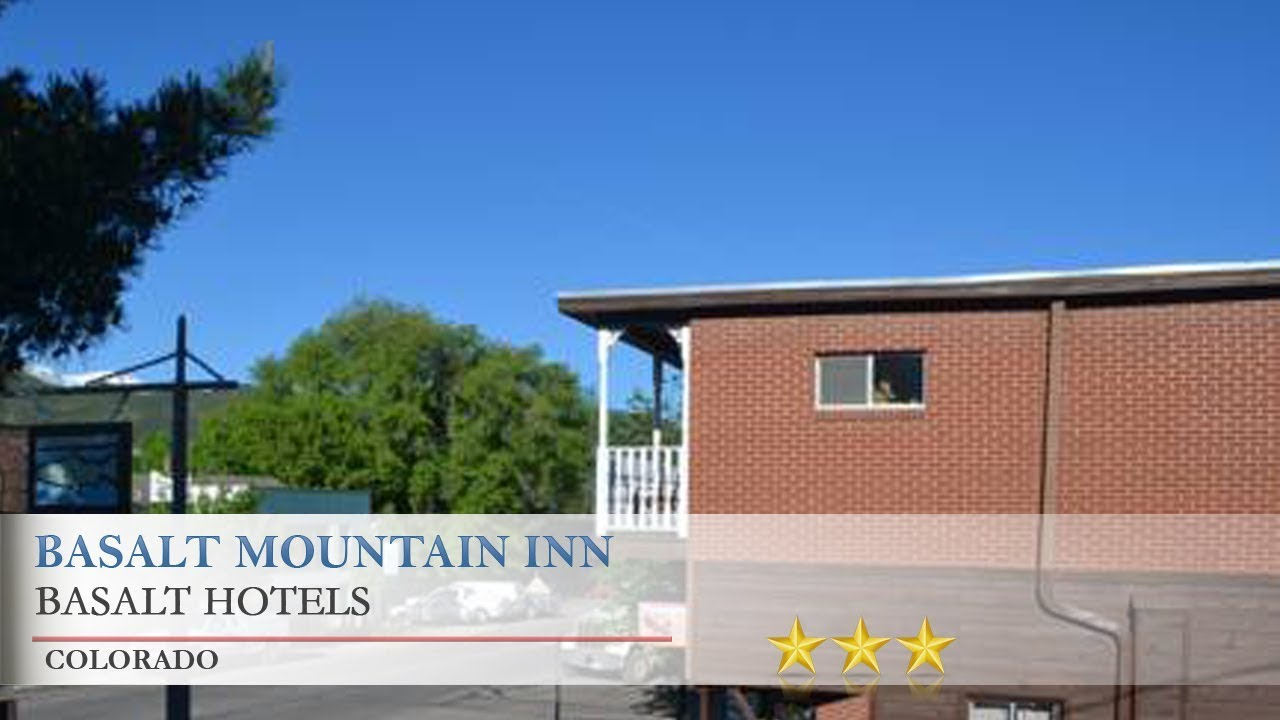 Basalt Mountain Inn Hotels Colorado