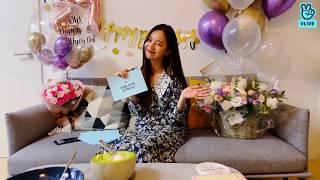 """200609 걸스데이 Girl's Day 혜리 Hyeri """"날개는 어디에 숨겨됐나요?"""" (생일축하해요!)"""