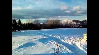 Ciaspolada 3 feb 2013 M. kolovrat