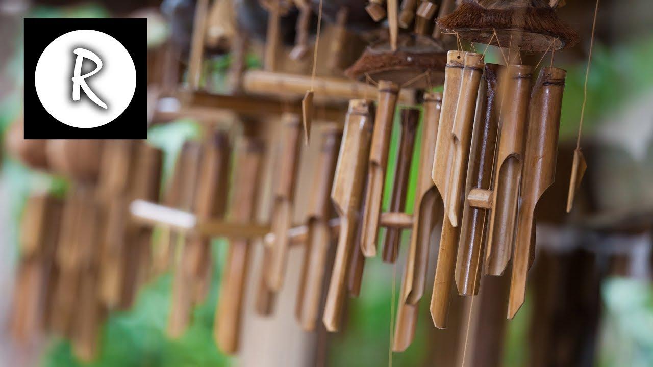 chirping bamboo Zwitschender bamboo