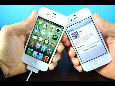 Official IOS 6 Released! IPhone 4S/4/3Gs IPod Touch 4G & IPad 3/2 Jailbreak & Unlock 6.0 Update