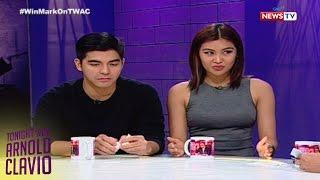 Tonight with Arnold Clavio: Paano kaya nakatakas si Mark Herras sa friendzone ni Winwyn Marquez?