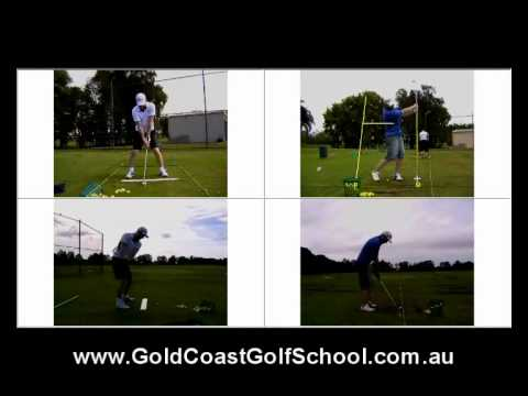 The Consistent Golf Swing Method