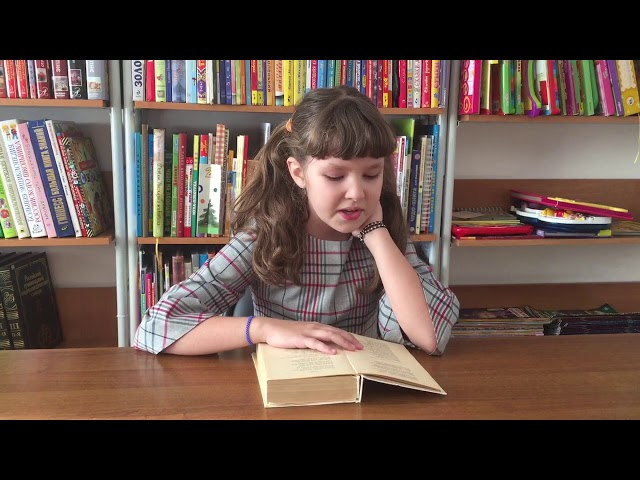 Изображение предпросмотра прочтения – ЕвгенияГорбачева читает произведение «Мирок» М.И.Цветаевой
