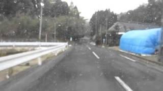 長時間動画 薩摩川内市~郡山~鹿児島市草牟田まで約50キロを走る