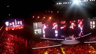 第26屆流行音樂金曲獎頒獎典禮《最佳國語男歌手獎》陳奕迅 得獎感言
