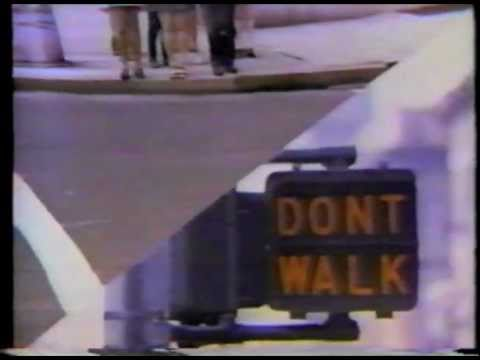 NYC 1968 PSA for Traffic Safety