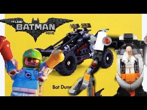 LEGO Batman Movie 2018 Sets List (Rumors) - YouTube