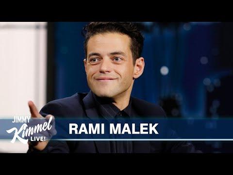 Rami Malek on No Time to Die, Friendship with Daniel Craig & Meeting Prince William & Kate Middleton