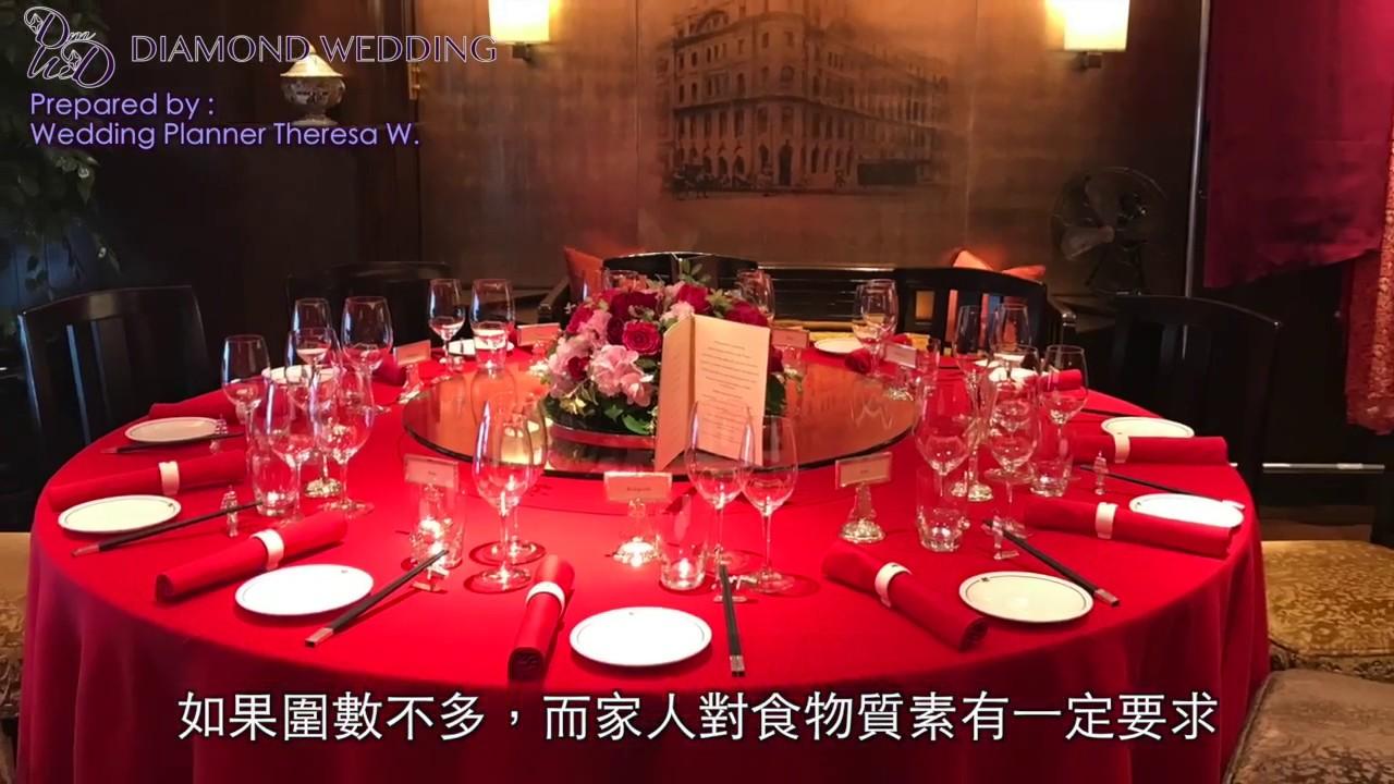 香港婚宴場地介紹-半島酒店Site Vist(國語) - YouTube