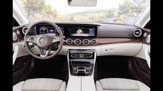 New Mercedes Benz E Class Coupe Concept 2017 - 2018 Review, Photos, Exterior and Interior