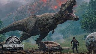 """Mundo Jurássico: Reino Caído"" – Trailer Final Legendado (Universal Pictures Portugal) | HD"