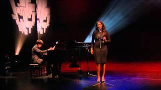 Angel Blue sings Bertolt Brecht and Kurt Weill