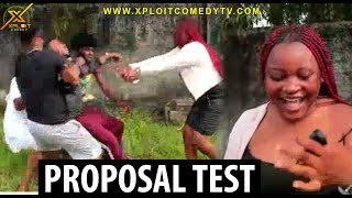 How many Ladies will pass this proposal test? (Xploit Comedy)