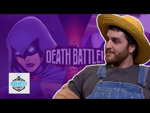 Raven VS Twilight Questions Answered   DEATH BATTLE Cast