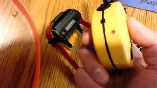 Einstein Et-400ts E-collar Receiver Pairing Instructions