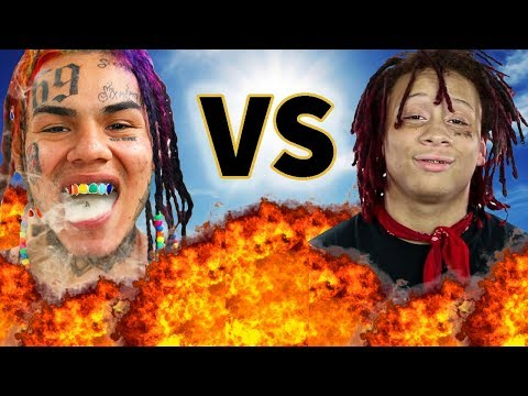 TEKASHI69 VS. TRIPPIE REDD | Before They Were Famous